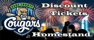 Kane County Cougars Coupon Discount Tickets