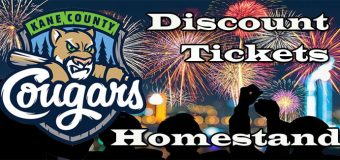 Kane County Cougars 2019 Home Schedule