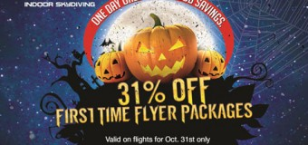 iFLY Chicago Halloween Special Event