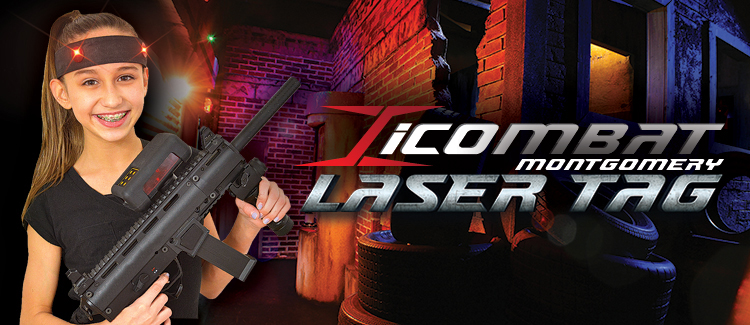 Massacre Tactical Laser Tag – Montgomery