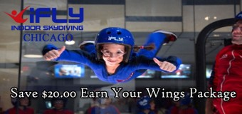 iFly Chicago Coupon