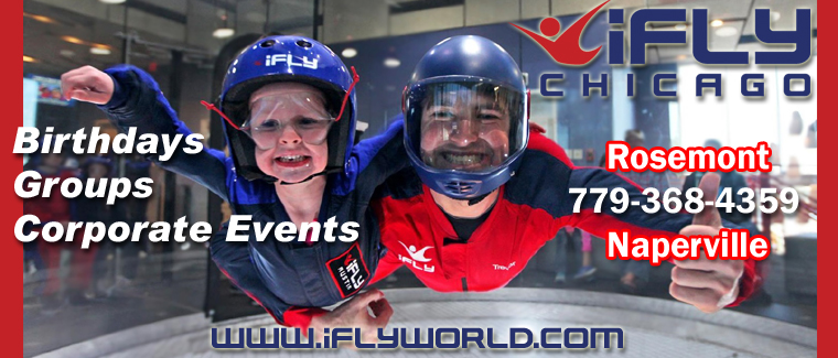 iFLY Chicago Indoor Skydiving Experience