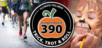 Illinois Tollway 390 Event Trick Trot & Roll