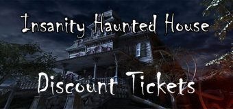 Discount Tickets Insanity Haunted House St Charles