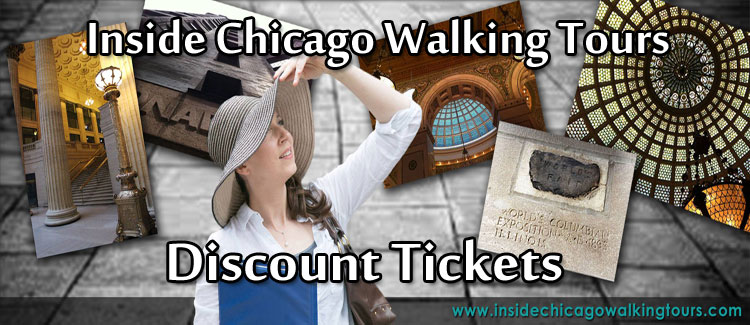 Inside Chicago Walking Tours Discount Tickets