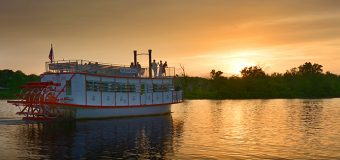 Roll Down the River and Back in Time on St. Charles Paddlewheel Riverboats