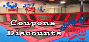 Jump America Indoor Trampoline Park Coupon