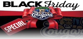 Kane County Cougars Black Friday Special!