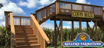 Keller's Farmstand & Corn Maze Coupon