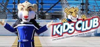 Chicagoland Speedway Kids Club