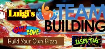 Luigi's Pizza & Fun Center Group Outings & Team Building Programs