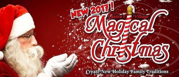 Santa's Village Magical Christmas & Breakfast With Santa!