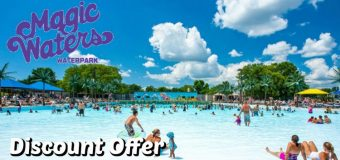 Magic Waters Waterpark Discount Coupon