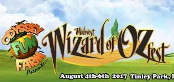 THE MIDWEST WIZARD OF OZ FESTIVAL August 4th-6th!