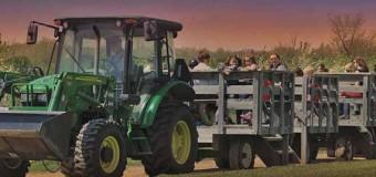 St. Charles Park District Primrose Farm Moonlight Hayrides