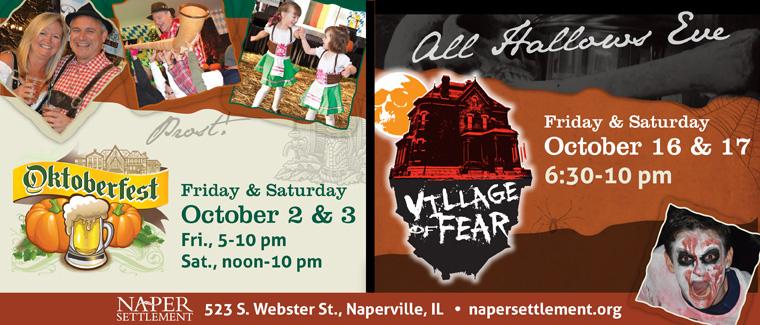 Naper Settlement Events Oktoberfest Coupon