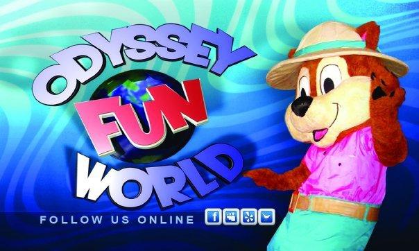 Odyssey Fun World Tinley Park Coupon