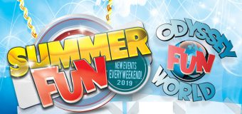 Fun 2019 Summer Events Every Weekend At Odyssey Fun World Tinley Park
