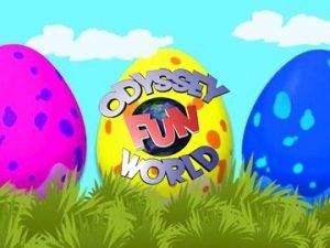 Odyssey Fun World Easter Egg Fun