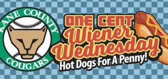 One Cent Wiener Wednesdays At The Kane County Cougars Fifth Third Bank Ballpark