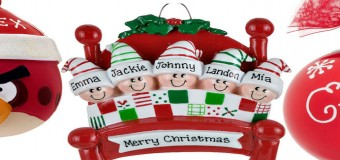 Over 5000 Unique & Customized Holiday and Christmas Ornaments