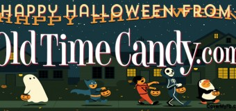 Hand Out Nostalgic & Retro Halloween Candy To Your Trick Or Treaters