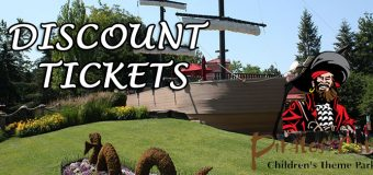 Pirates' Cove Children's Theme Park Coupon