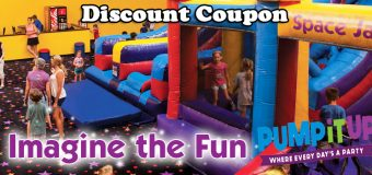 Pump It Up Chicago Coupon