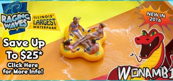 Raging Waves Discount Tickets Coupons