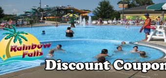 Rainbow Falls Waterpark Coupon