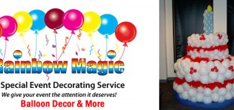Rainbow Magic Balloons, Decor & Special Event Decorations Coupon