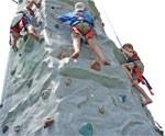 chicago rock climbing wall rentas