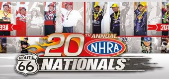 NHRA ROUTE 66 NATIONALS July 6th-July 9th At Route 66 Raceway In Joliet