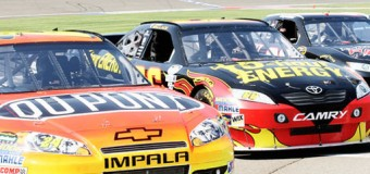 Racecar Driving Experience at Chicagoland Speedway