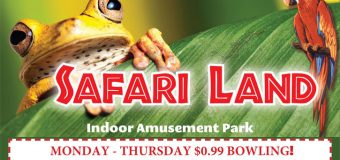 Safari Land  Indoor Amusement Park In Villa Park Illinois Coupons