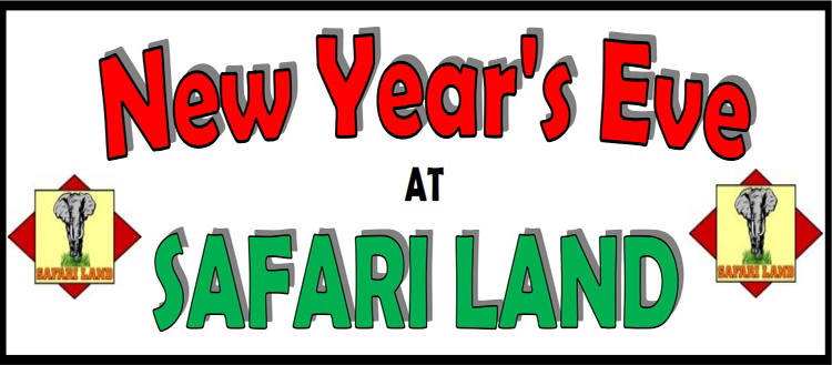 Ultimate New Year's Eve Adventure at Safari Land!