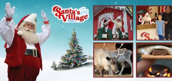 Personal Visit With Santa Claus at Santa's Village