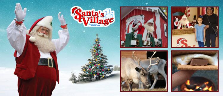 Personal Visit With Santa Claus at Santa's Village