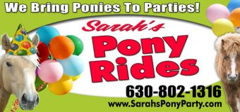Sarah's Pony Parties & Trail Rides