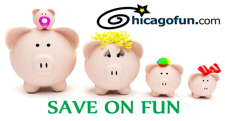 Follow The Chicago Fun Savings Blog