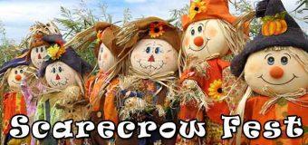 Scarecrow Festival St. Charles Illinois