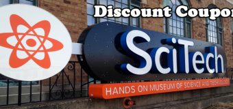 SciTech Museum Coupon
