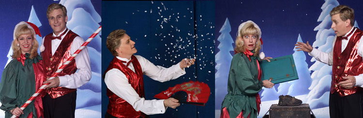 Balster Magic Productions Holiday Entertainment