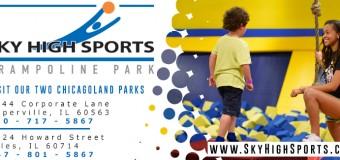 Sky High Sports Coupon