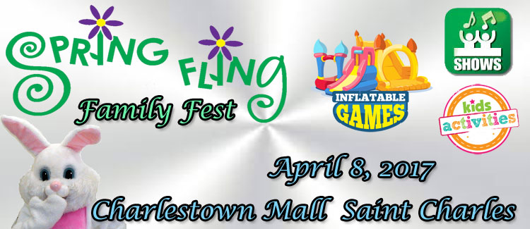 Family Fun Fest At Charlestown Mall