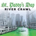 St Paddys river crawl