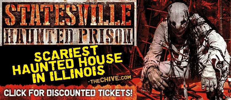 Statesville Haunted Prison Coupon