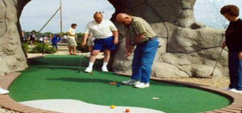 Sugar Grove Family Fun Center Miniature Golf Coupon