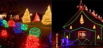 Christmas Holiday Light Installation Chicago & Suburbs