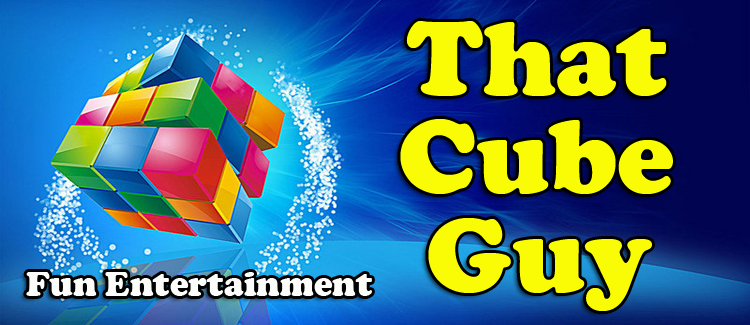 "Advocate Promotions ""That Cube Guy"""